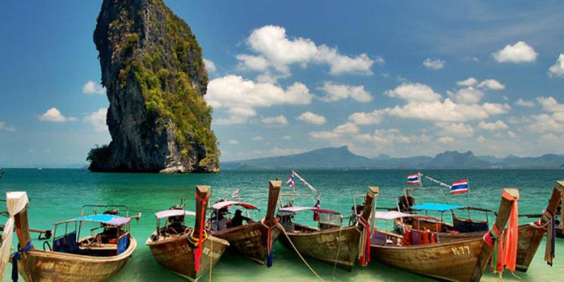6N Thailand Beautiful  Tour