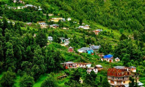 Dharamsala -dalhouise Package