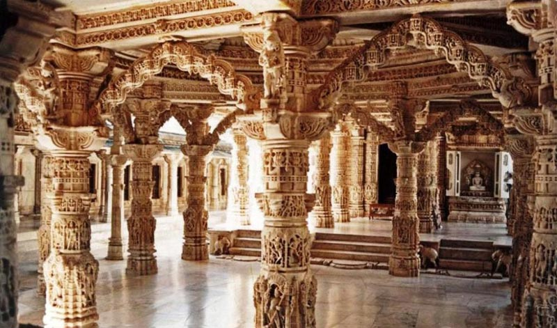 Gujarat Jain Temple Tour