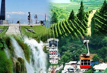 Dello Hills (Darjeeling 2N - Kalimpong 1N - Gangtok 2N) Tour