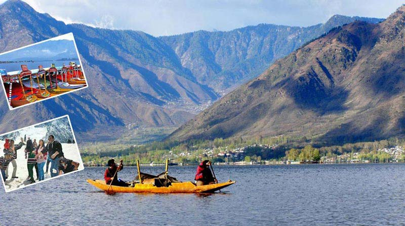 Paradise on Earth Kashmir Tour
