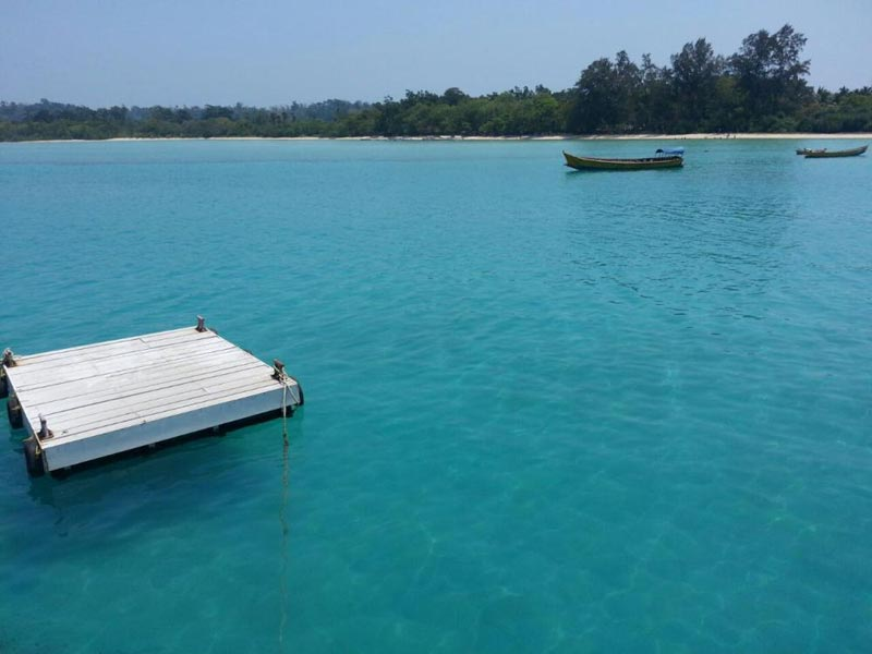 Breathtaking Andamans Tour