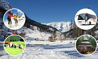 Manali Volvo Package 3 Nights/4 Days Tour