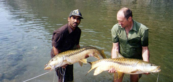 Kashmir Fishing Tour