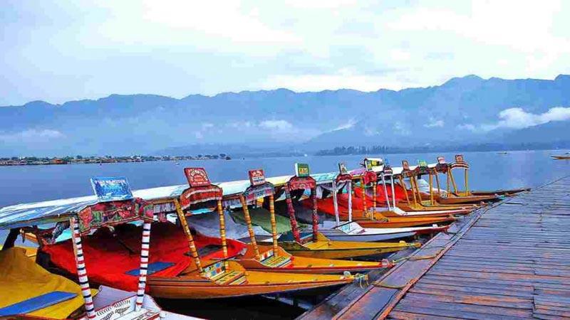 3/4 Days Tour Package Kashmir