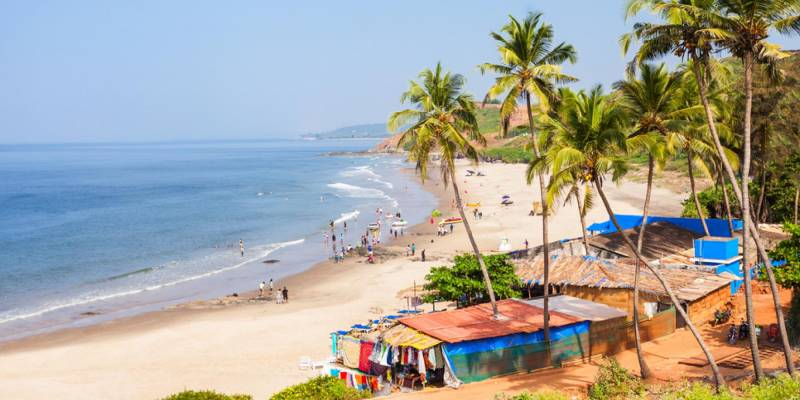 Goa Special Tour Hotel Only 2 nights 3 days