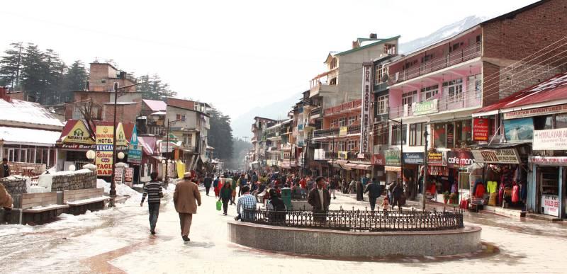 Delhi - Shimla - Manali - Dharamshala - Dalhousie - Delhi 9 NIGHTS 10 DAYS