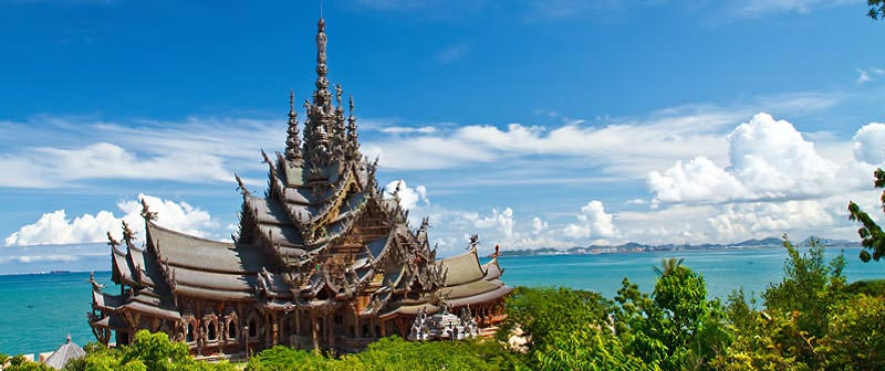 Phuket & Pattaya 4 Night / 5 Days Tour