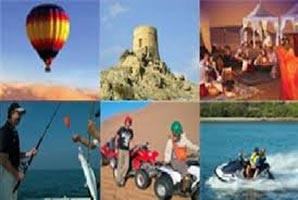 Dubai 4 nights & 5 Days Tour
