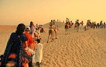 Rajasthan Desert Safari Holiday Tour