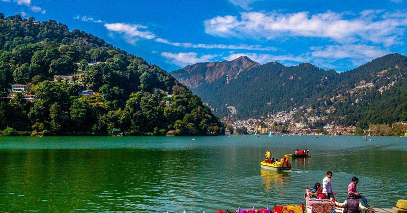 Nainital  Lake Trip Package