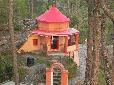 Kasar Devi Temple Tour