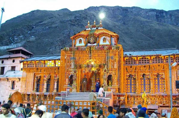Kedarnath & Badrinath Tour