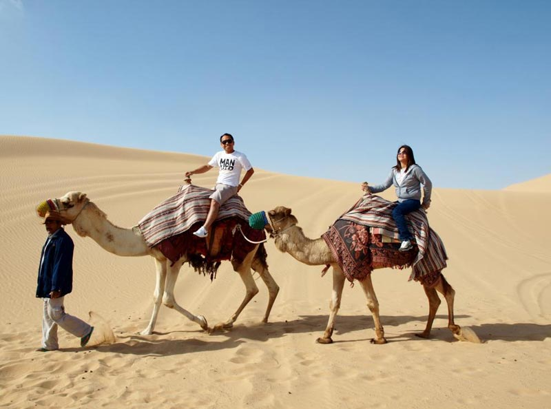 Jaisalmer Camel Safari Weekend Tour