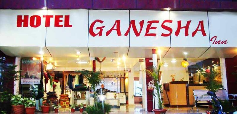 A peaceful holiday with Hotel Ganesha Inn