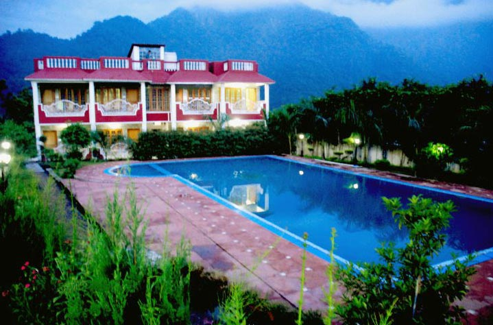 Beautiful Rishikesh tour with stay in The Narayana Palace