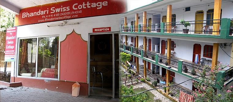 Rishikesh Tour With Stay In Hotel Bhandari Swiss Cottage