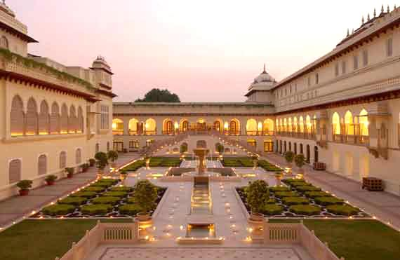 Royal Jaipur tour with Hotel Jai Mahal Palace