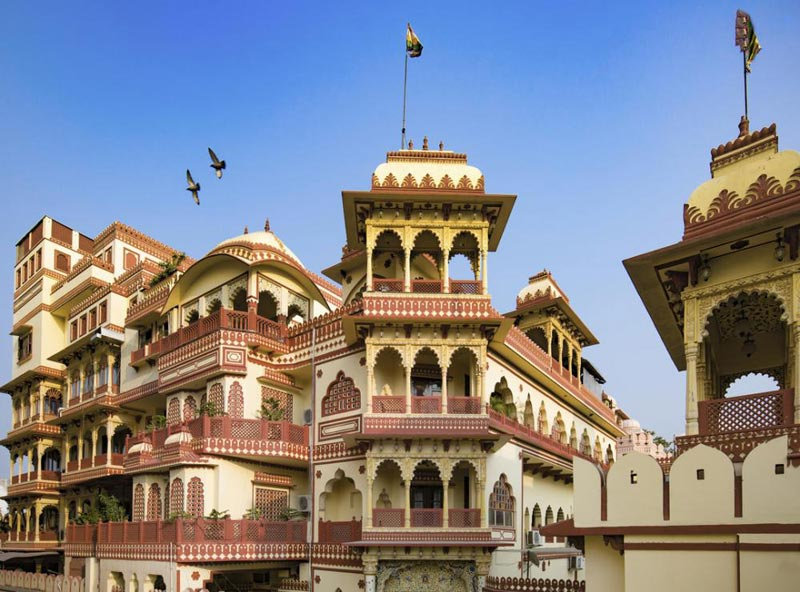 Amazing Jaipur tour with Umaid Bhawan Hotel