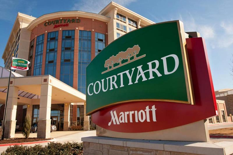 Agra Tour with stay at Courtyard Marriott