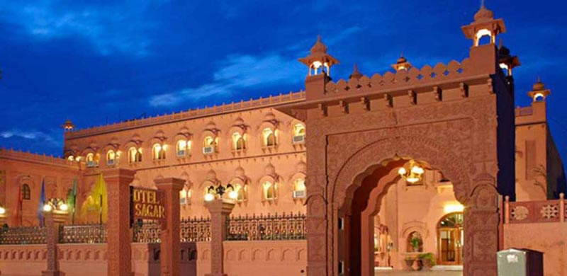Bikaner sightseeing with stay in Hotel Sagar