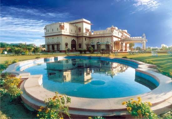 Bikaner desert safari with Hotel Basant Vihar palace
