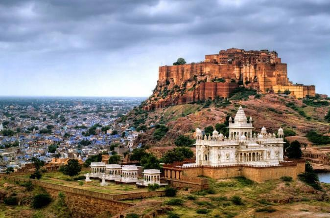 Jodhpur - Chandigarh - Manali - Chandigarh - Jodhpur Tour Package