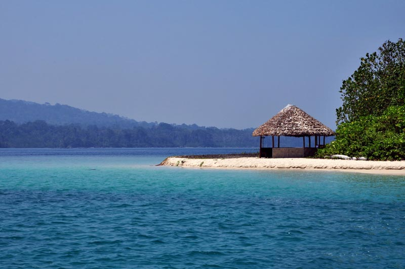 Stay = 4 Nights (Port Blair), 2 Nights (Havelock) Tour