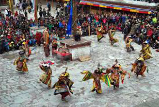 Nights - Hemis Festival Tour Packages