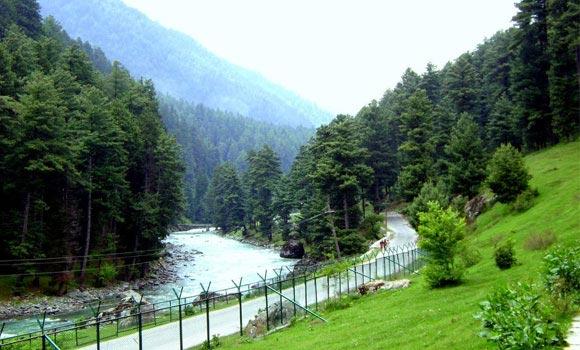 Srinagar - Pahalgam Tour