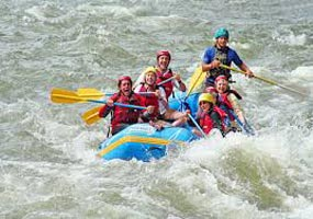 Rafting Tour
