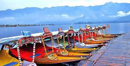 9N10D - Beguiling Kashmir Package