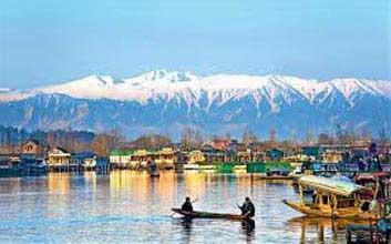 6N7D - Fascinating Kashmir Package