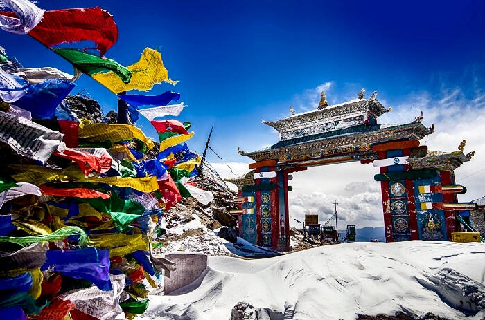 6 nights 7 days Guwahati to Tawang tour package