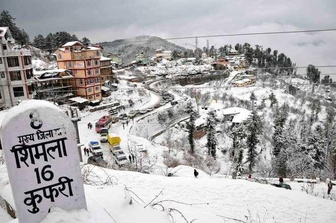 Book Shimla Tour