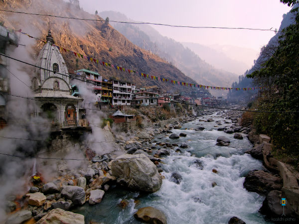 Amritsar with Manikaran Tour