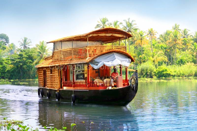 Romantic Kerala Backwater Packages