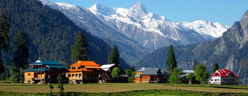 Kashmir With Patnitop Package