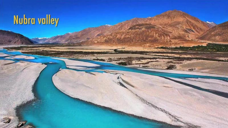 Ladakh - Lake And Silk Route Package