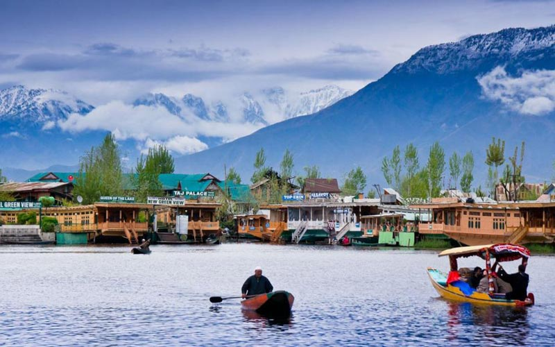 The Crown of Kashmir Package