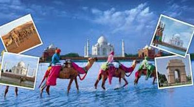 Delhi Agra Jaipur 4 Days Tour