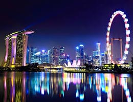 Singapore with cruise package – 6 nights / 7 days Tour