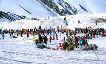Magnificent Shimla Manali Tour