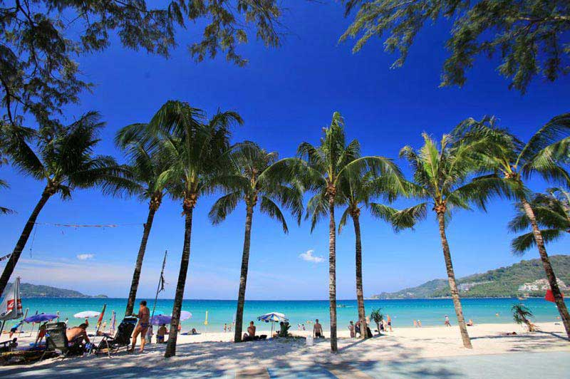 Phuket, Krabi & Bangkok Holiday Tour