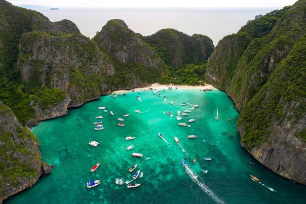 Phuket - Bangkok - Krabi Tour