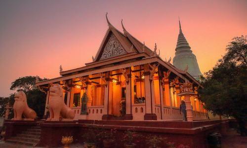 Phnom Penh – Siem Reap 4 Days Trip Tour