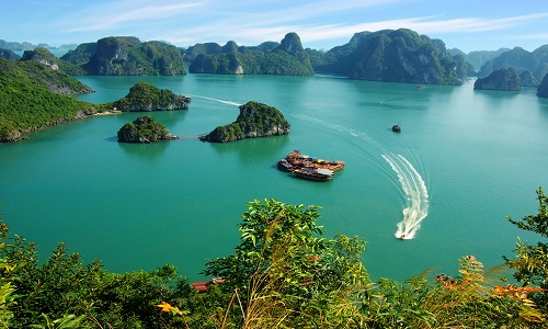 North Vietnam & Cambodia Trip Tour