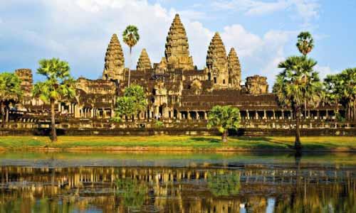 Siem Reap – Angkor Complex 4 Days Trip Tour