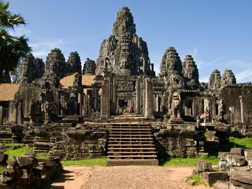 North Vietnam 4 Days - Siem Reap 4 Days Tour