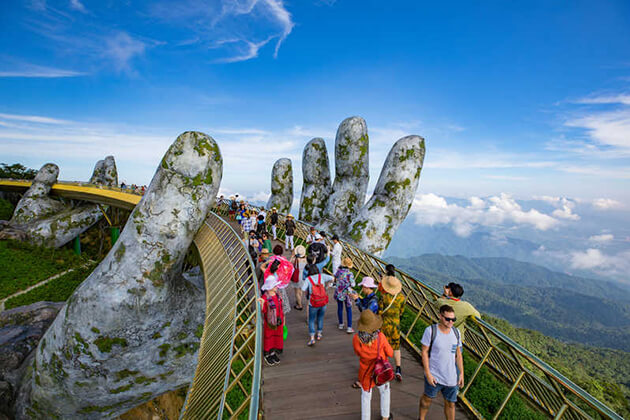 3 Days Golden Bridge Ba Na Hills - Da Nang - Hoi An
